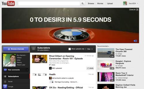 YouTube DESIR3 Banner